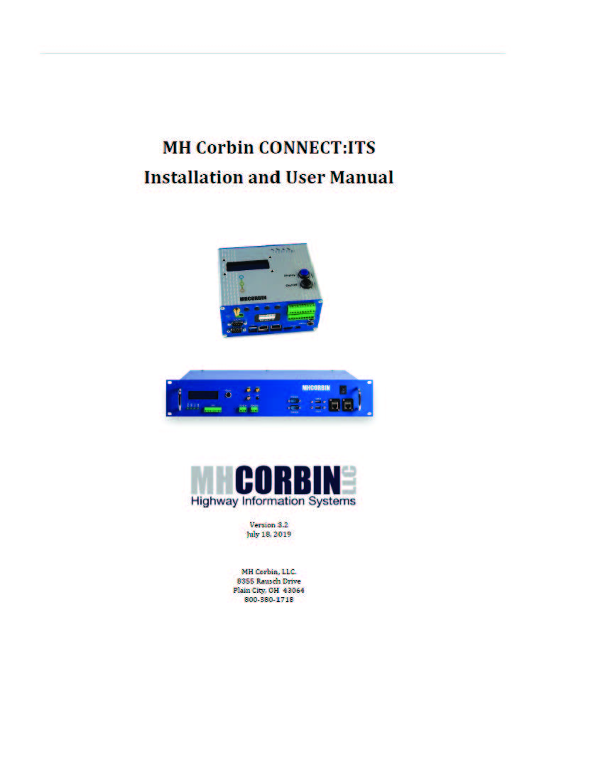 MH Corbin > Resources